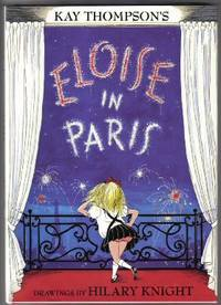 Eloise in Paris  - 1st Edition/1st Printing