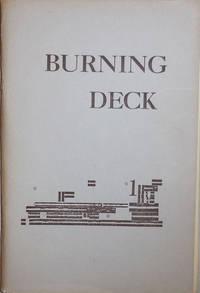 Burning Deck 1