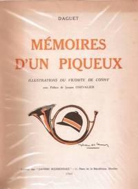 MéMOIRES D'UN PIQUEUX ( Dédicacé )