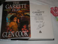 The Garrett Files: Signed