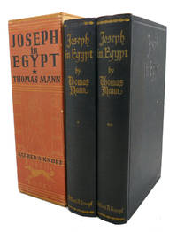 image of JOSEPH IN EGYPT :  Complete in Two Volumes
