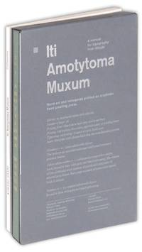 Iti Amotytoma Muxum. A Manual of Typography From Utopia