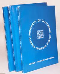 University of California Campus environs survey: volume 1: inventory and findings, volume 2: maps of environs factors, volume 3: model devlopment controls