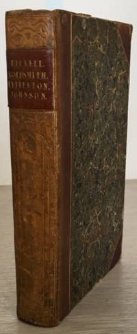 The Poetical Works of Thomas Tickell, Containing His Miscellanies, Epistles, Odes, Translations Deserted Village, Poetical Works Lord Lyttleton & Poetical Works of Samuel Johnson, 4 Volumes in One,  Each with Engraved Title Page