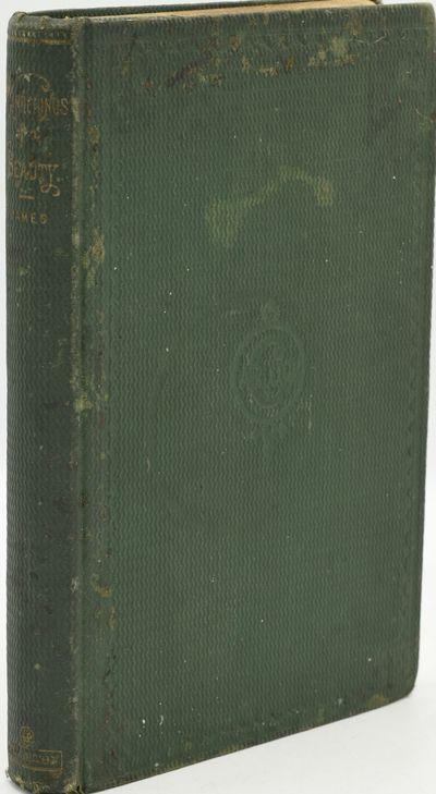 New-York: Carleton, 1863. Hard Cover. Good binding. Mrs. Edwin James' Wanderings of a Beauty, A Tale...
