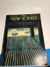 NEW YORKER MAGAZINE SEPTEMBER 3RD, 1960