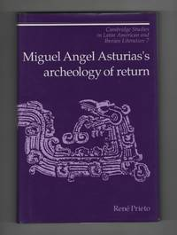 image of Miguel Angel Asturias's Archeology of Return
