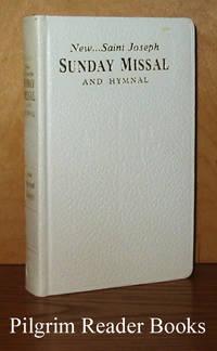 New . . . Saint Joseph Sunday Missal and Hymnal.