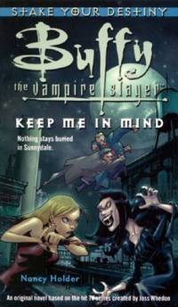 Keep Me In Mind (Buffy the Vampire Slayer)