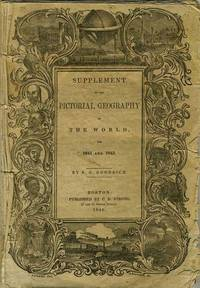 Supplement to the Pictorial Geography of the World, for 1841 and 1842