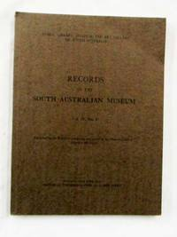 Traces of an Extinct Aboriginal Population on Kangaroo Island  (Records Of The South Australian Museum Vol. IV. No 3. June 30, 1931) by  Brian G  Norman B. and Maegraith - Paperback - 1st Edition - 1931 - from Adelaide Booksellers and Biblio.co.uk