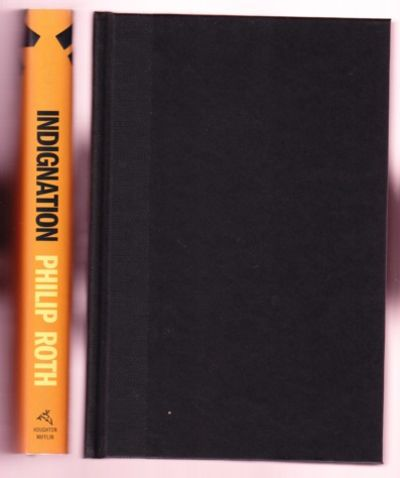 Boston: Houghton Mifflin, 2008. First edition, first prnt. Signed by Roth on the colophon page. Unre...