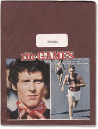 image of The Games (Original screenplay for the 1970 film)