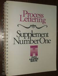 image of Process Lettering Supplement Number One