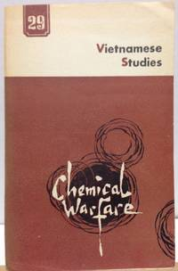 Vietnamese Studies No. 29 - 1971 Chemical Warfare