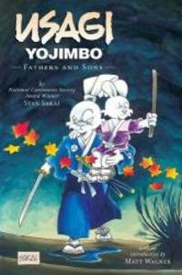 image of Usagi Yojimbo Volume 19: Fathers And Sons (Usagi Yojimbo (Dark Horse))