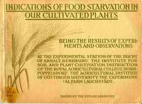 Indications Of Food Starvation In Our Cultivated Plants