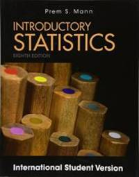 image of Introductory Statistics