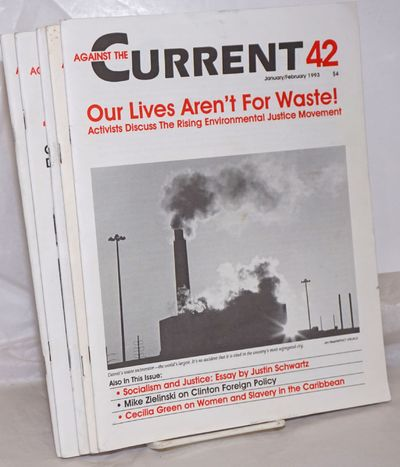 Detroit: Center for Change, 1993. Magazine. Five issues of the bi-monthly magazine, various paginati...