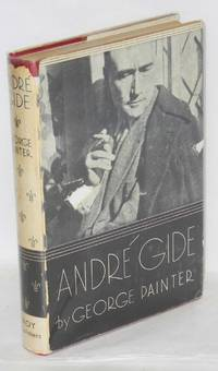 André Gide; a critical and biographical study