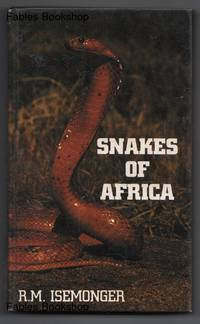 SNAKES OF AFRICA.