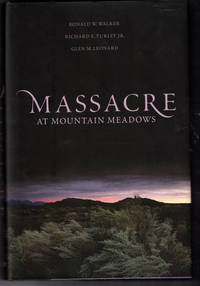 Massacre at Mountain Meadows: An American Tragedy