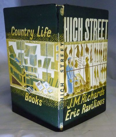 London: Country Life Press, 1938. First edition. Boards. Illustrated boards in blue, black and brown...