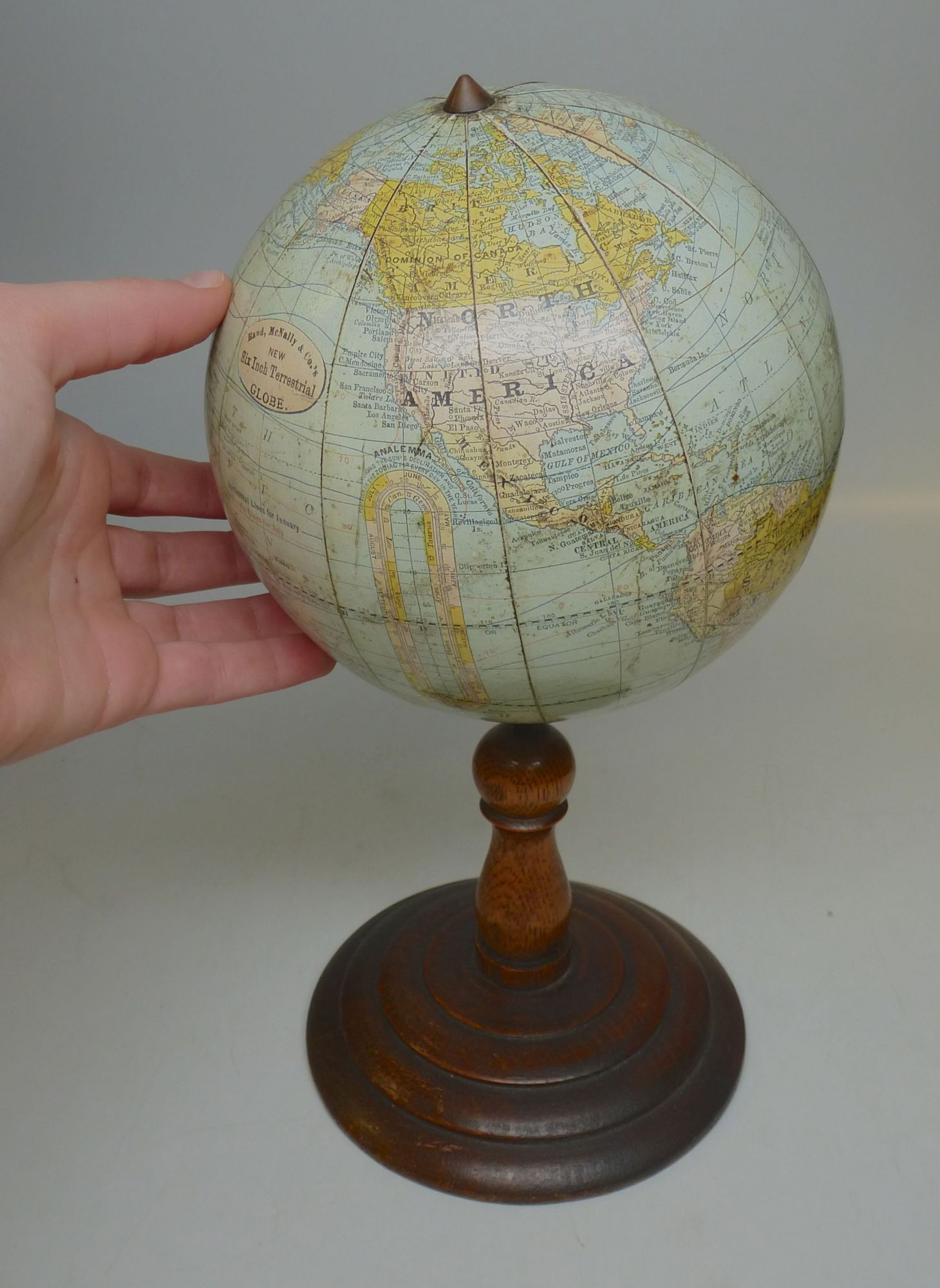 rand mcnally globe dating Beautiful world globe dating around  art deco rand mcnally terrestrial art globe comes with atlas of the world standing on  requiers restoration dimensions.