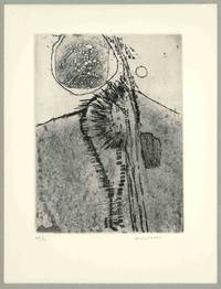[Original Untitled Monochrome Etching] by  Jean-Pierre Vielfaure - 1962 - from William Reese Company - Literature ABAA-ILAB and Biblio.com