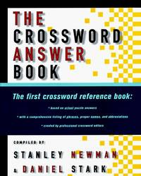 The Crossword Answer Book (Other)