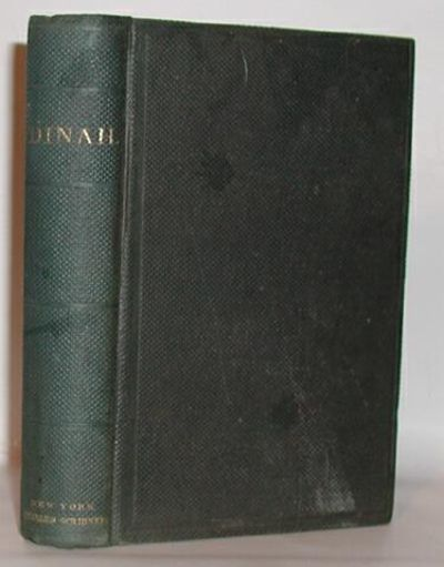New York: Charles Scribner, 1861. First Edition. First printing Very good+ in the publisher's origin...