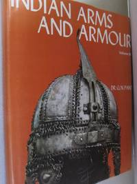 Indian Arms and Armour; Volume III  (Human Armour and Shield)