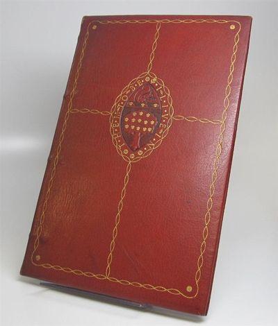 Long Crendon, Bucks: Seven Acres Press, 1933. Limited. hardcover. fine. 5 hand-colored woodcut illus...
