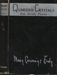 QUARRIED CRYSTALS and Other Poems by  Mary Cummings; Joseph Auslander (Introduction) Eudy - Hardcover - Second edition - 1935 - from Common Crow Books (SKU: s00029570)