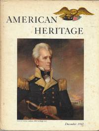 "image of ""American Heritage Volume XII - No. 1, December 1960"""