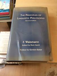 image of The Principles of Linguistic Philosophy
