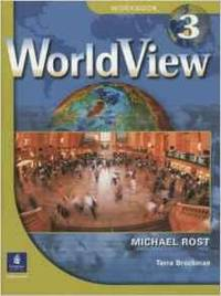 WorldView 3 with Self-Study Audio CD and CD-ROM Workbook (Worldview Workboo ks)