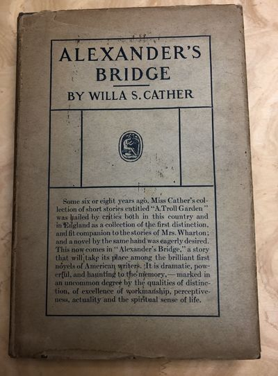 Boston: Houghton Mifflin, 1912. First edition, second issue (as always, with half-title bound after ...