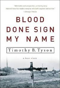 image of Blood Done Sign My Name: A True Story