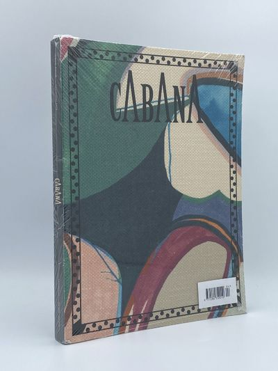 Cabana Magazine, 2015. Softcover. As-new in shrinkwrap. 12 x 9 inches. Pictorial cloth wrappers.