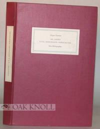 160 JAHRE E.T.A. HOFFMANN-FORSHUNG 1805-1965: EINE BIBLIOGRAPHIE MIT INHALTSERFASSUNG UND ERLÄUTERUNGEN