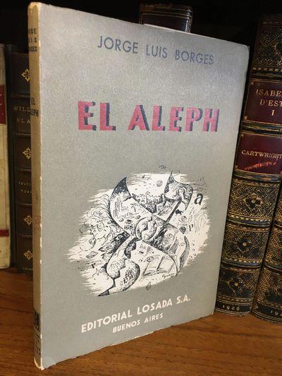 Buenos Aires: Editorial Losada, 1952. Second Edition. Loose folio. Octavo, 157 pages; VG; in brown p...