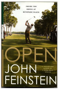 image of Open: Inside the Ropes At Bethpage Black  - 1st Edition/1st Printing
