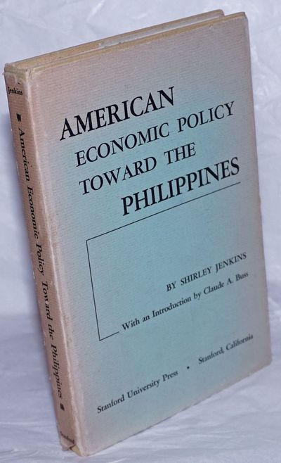 Stanford, CA: Stanford University Press, 1954. Hardcover. viii, 177p., 6.25x9.25 inches, very good c...
