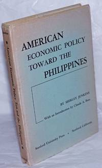image of American Economic Policy Toward the Philippines