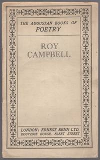 The Augustan Books of Poetry: Campbell Roy