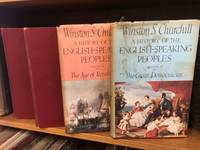 A HISTORY OF THE ENGLISH SPEAKING PEOPLES [4 VOLUMES]