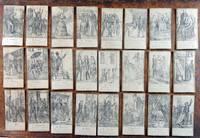 Alphabet Lottery Cards