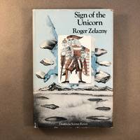 image of Sign of the Unicorn (Doubleday Science Fiction)
