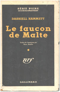 image of Le faucon de malte